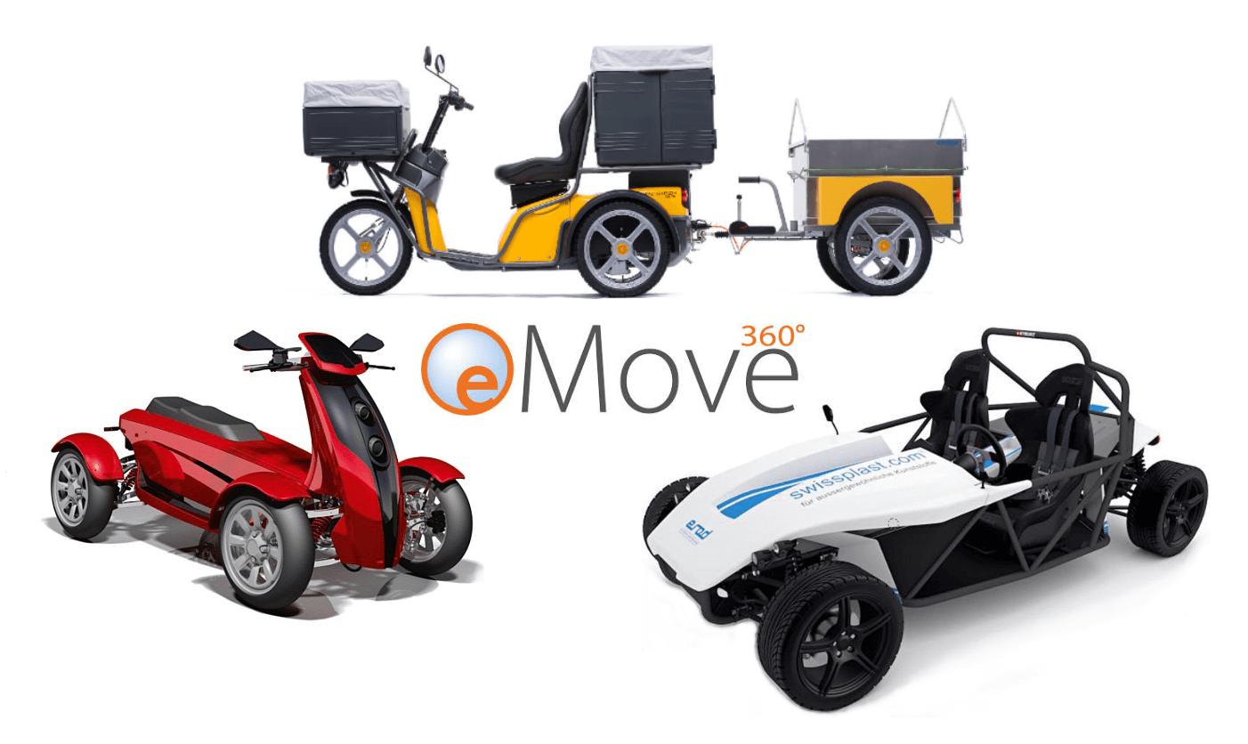 swissplast Produkte geeignet für die E-Mobilität
