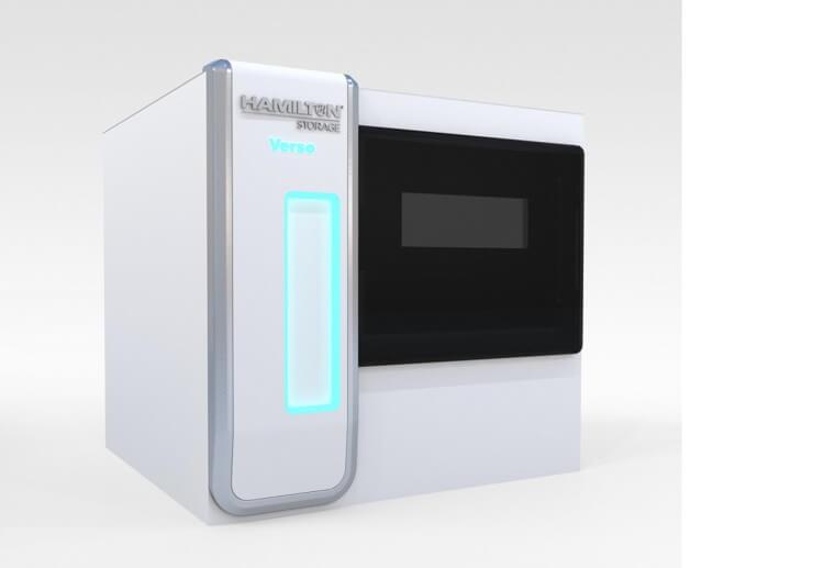 Hamilton-Storage Kunststoff-Formteile