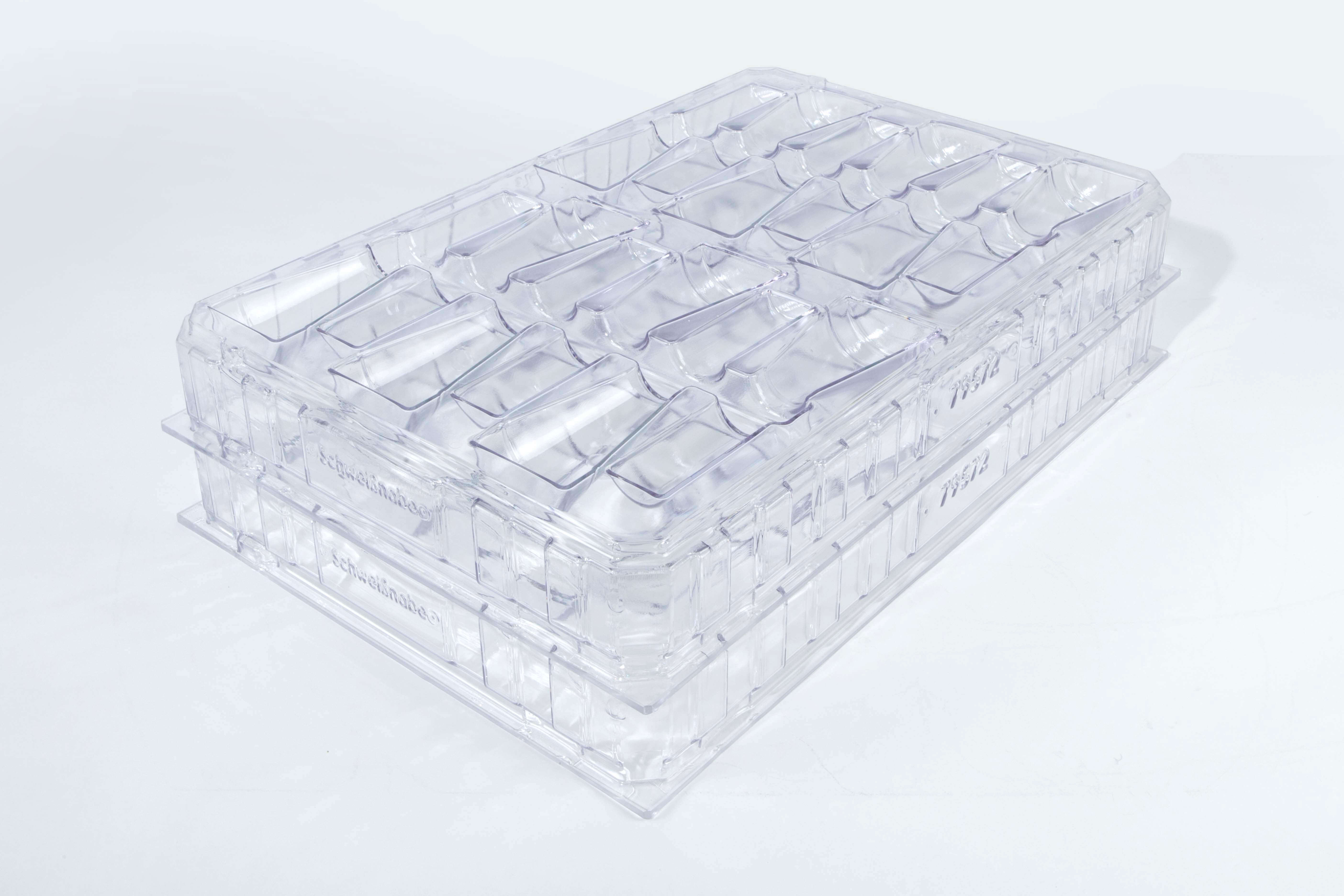 Klappverpackungen für Produkte
