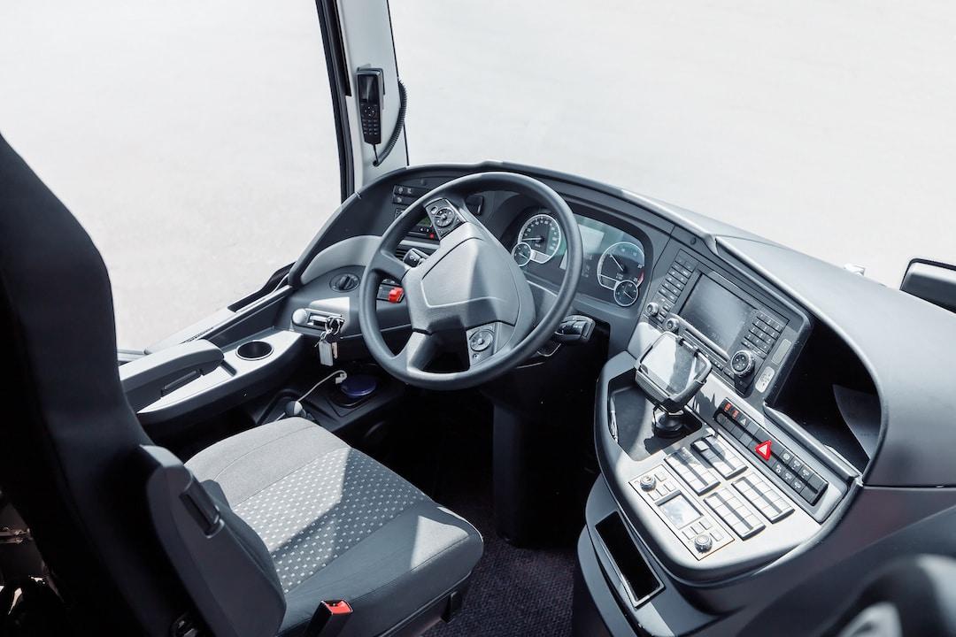 Bus-Cockpit