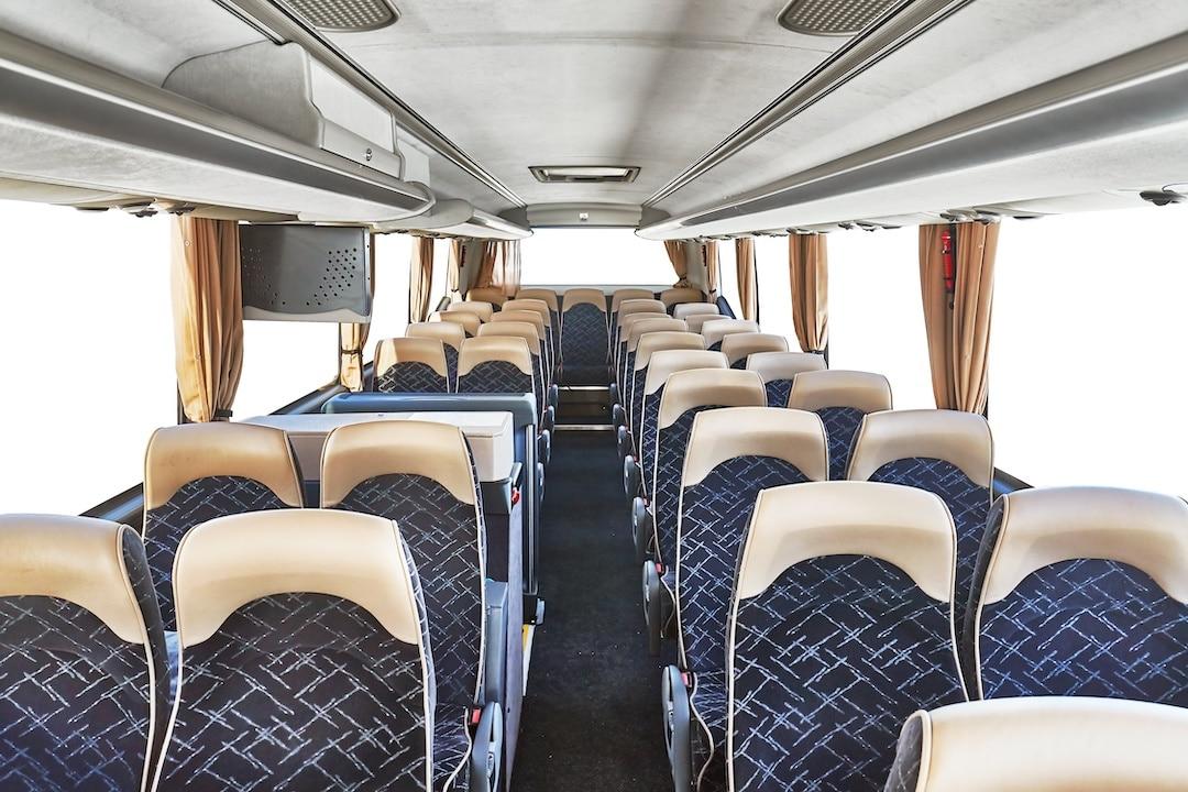 Innenansicht Reisebus