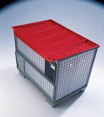 Gitterbox-Abdeckung