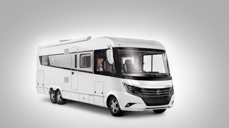 Kunststoffkomponenten für Wohnwagen und Caravan